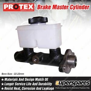 Protex Brake Master Cylinder for Ford Telstar AR AS FE 1.6 2.0L FWD 22.22mm