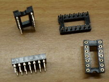 "40 Pin Turned Pin IC Socket DIL 0.6"" wide Way DIP chip DIL"