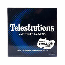 NEW Telestrations After Dark Board Game | Card Game | Adult Party | USAopoly