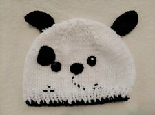 Crochet Newborn 3 -6 Month Baby  Bear Hat  BABY SHOWER GIFT