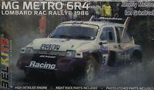 Belkits Bel016 1/24 MG Metro 6r4 Lombard RAC Rally 1986 J McRae I. Grindrod