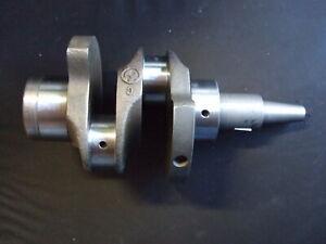 REGROUND CRANKSHAFT 1ST UNDERSIZE  -0.25mm FOR BMW R45 R65 MODELS