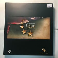 2013 US Mint 5 Star General Profile Collection in OGP