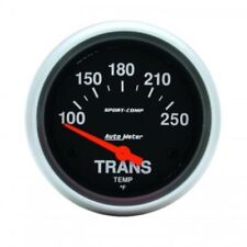 "Auto Meter 3552 2-5/8"" Sport-Comp Electric Transmission Temp Gauge, 100-250 °F"
