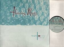"""THROWING MUSES firepile ep (part 2) BAD D 2012 uk 4ad 1992 indie 12"""" PS EX+/VG+"""