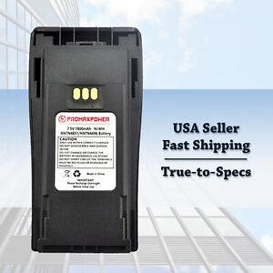 NNTN4496 4497 Durable Battery for Motorola 1800mAh Ni-Mh CP150 CP200 PR400 EP450