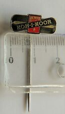 Koh-i-Noor Hardtmuth stationery products badge crest  pin anstecknadel