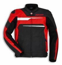 Ducati Men's Performance Speed Evo C1 Leather Jacket by Alpinestars, 981043652