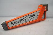 Microtech Easyloc Rx Cam Underground Sewer Pipe Cable Line Locator Detector