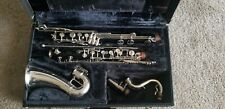 Selmer Paris Model 32 Bass Clarinet, Good Condition, No Cracks!