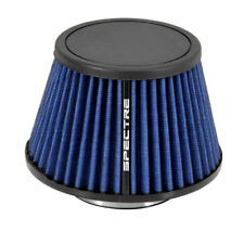 """Spectre HPR9618B 3.5"""" Clamp-on High-flow Cold Air Intake CAI Air Filter BLUE"""
