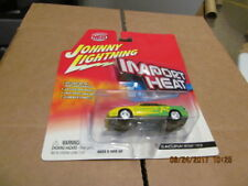 Johnny Lightning 1/64 Import Heat Acura Integra Type R yellow & Green Nip