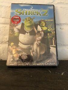 Shrek 2 DVD New Sealed
