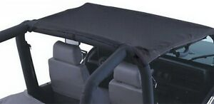 Rampage 92815 Brief Soft Top Fits 1992-1995 Jeep Wrangler Easy Installation