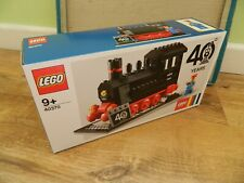 Lego Town Train – 40370 Steam Engine – Limited Edition Set - 2020 - New Sealed