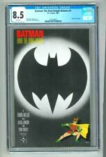Batman: The Dark Knight Returns #3 (CGC 8.5 VF+) Frank Miller Classic 1986