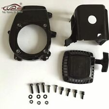 Engine Fan/cylinder cover/pull start fit Zenoah CY for HPI BAJA RV KM 5B 5T 5SC