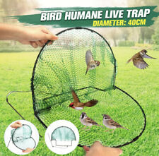 Trap Bird Trap Catcher Pigeon Hunting Net for Birds Quail Humane live Trapping