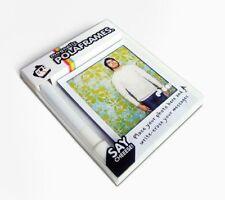 Doiy Polaframes blanco NUEVO / RARA 6 Magnético Diseño Marco de fotos con lápiz