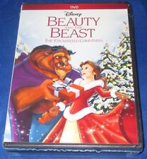 Disney's BEAUTY And The BEAST: An Enchanted Christmas (2016) 1 Disc DVD