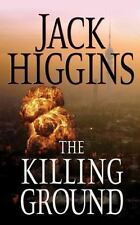 Sean Dillon: The Killing Ground 14 by Jack Higgins (2016, CD, Unabridged)