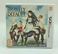 Bravely Default Nintendo 3DS Gut mit OVP & Anltg Deutsch Rarität