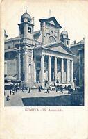 GENOVA – SS. Annunziata – Genoa – Italy – udb (pre 1908)