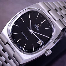 1977's VINTAGE OMEGA SEAMASTER AUTOMATIC CAL.1012  DATE DRESS MEN'S WATCH