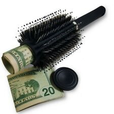 Hair Brush Diversion Money Safe Stash Can Secret Container anti thief security