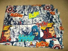 Marvel Avengers Assemble Twin Flat Sheet