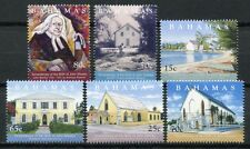 Bahamas 2004 John Wesley Kirchen Churches Religion 1173-1178 Postfrisch MNH