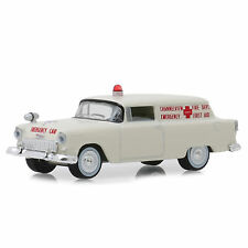1955 Chevy Texas Volunteer Ambulance