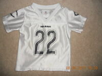Chicago Bears NFL Football Jersey Matt Forte  22 Toddler 2T KIDS RB Team  Apparel 4cb8dae3d