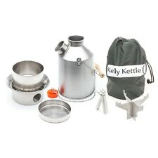 SCOUT - Kelly Kettle® - BASIC KIT (Stainless Steel)