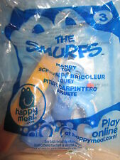 2011 McDonalds The Smurfs Handy Smurf #3