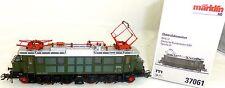 17 111 Locomotive électrique DB Son Numérique mfx Märklin 37061 H0 1:87 KG2
