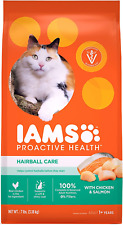 Dry Cat Food With Chicken And Salmon Proactive Health Adult Hairball Care