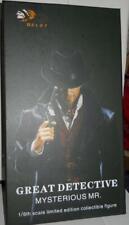 1/6 Belet Detective Series Mr. Mystery Sherlock Action Figure