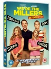 We're The MILLERS Extended Cut 5051892140539 DVD Region 2