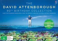 The DAVID ATTENBOROUGH 90th Birthday Collection : NEW DVD