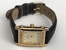 Limit Ladies Black Strap Watch (new Battery On It)