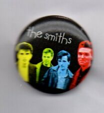 THE SMITHS BUTTON BADGE - ENGLISH ROCK BAND MORRISSEY  UK ROCK BAND