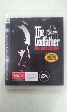 the godfather don's edition PS3
