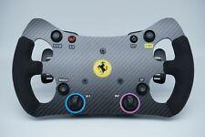 SIMPUSH Simagic Ferrari 488 gt3 F1 DIY Racing Gaming Carbon Fiber Sim Wheel MOD
