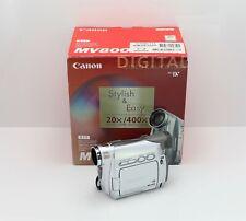 Videocámara Canon MV800 en Caja De Cinta Mini Dv Digital Vídeo Cámara