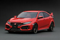 Ignition Model IG1449 1/18 Honda CIVIC (FK8) TYPE R Red