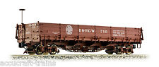 Accucraft / AMS  AM20-502  D&RGW Drop Bottom Gondola, Moffat Logo, 1:20.3, New