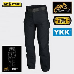 Pantaloni HELIKON-TEX Urban Tactical Pants UTP Tattici Militari Outdoor NB