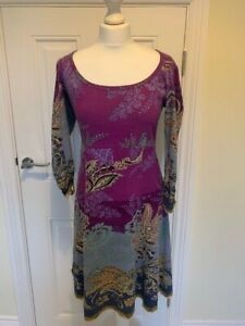 Nomads Fair Trade Clothing Jersey Dress Size S