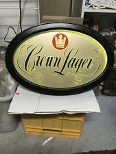 Crown lager bar light